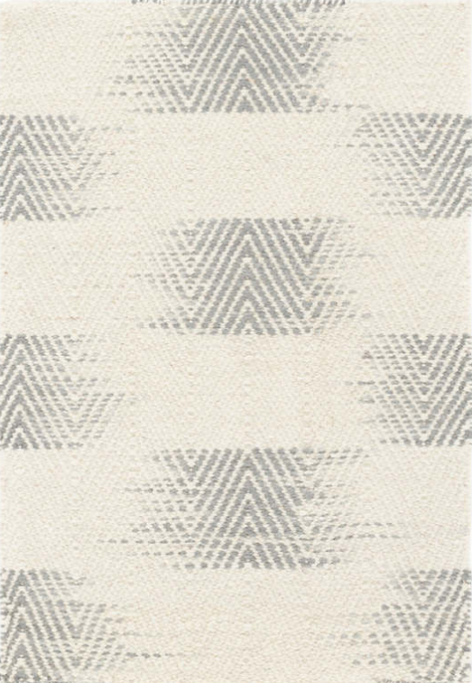 tansey woven wool rug (grey)