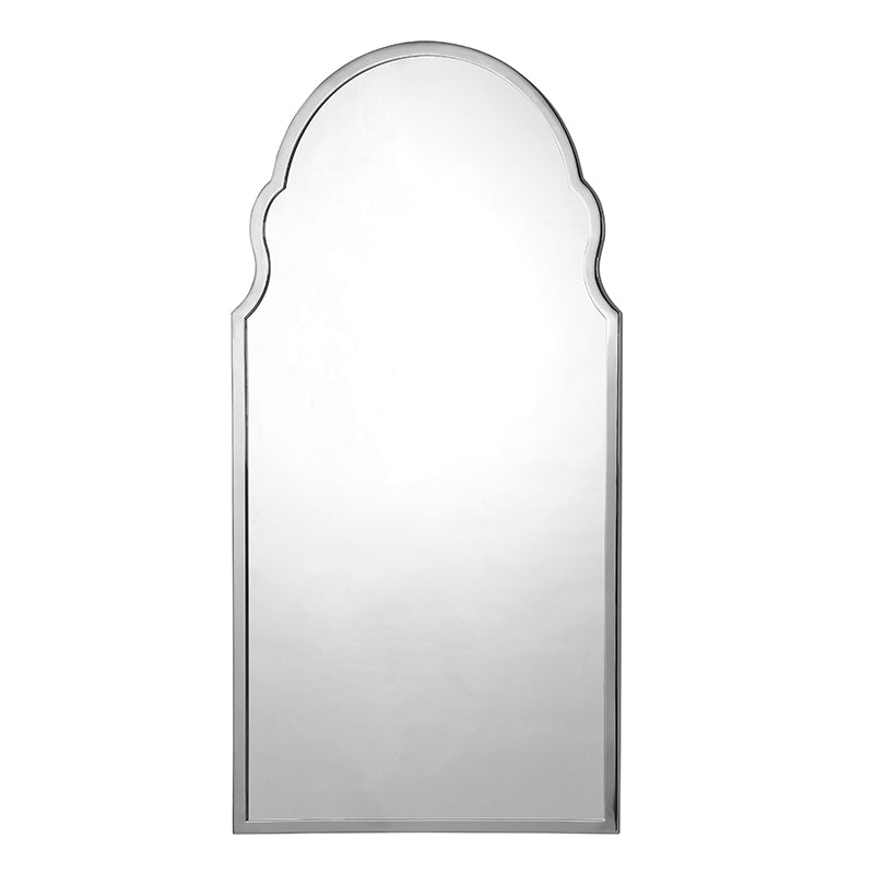 anna mirror (polished steel)