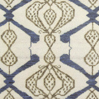 Taj Blue Rug (Wool)