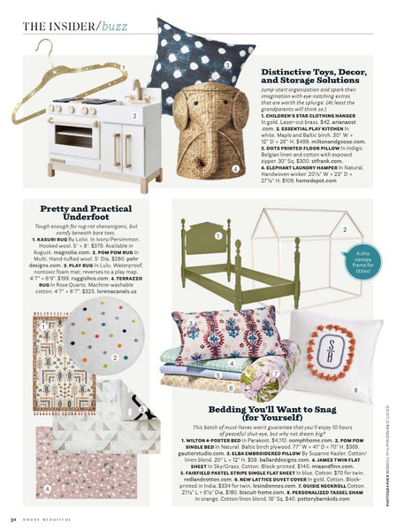 HOUSE BEAUTIFUL, JULY/AUGUST 2018