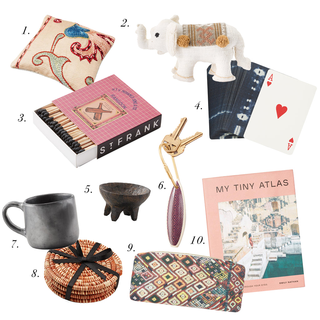 St. Frank Gift Guide Stocking Stuffers Under $40