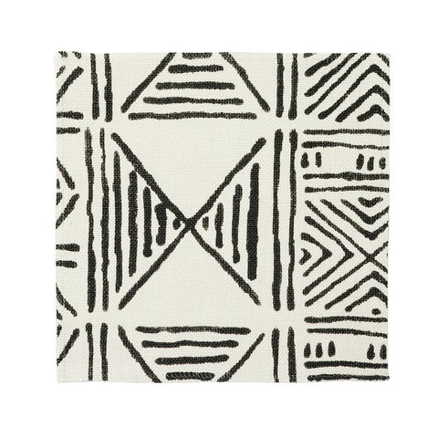 St. Frank Ecru Mud Cloth Fabric