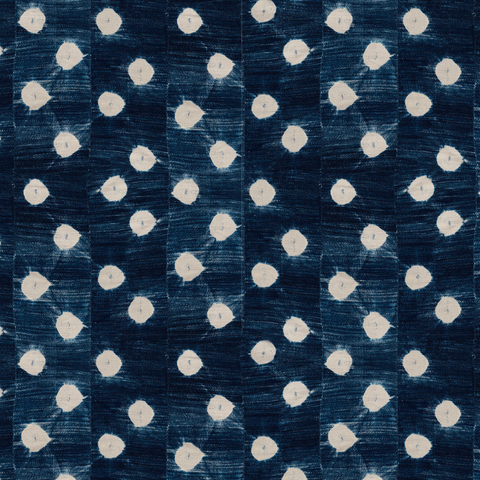 Dots Indigo - Fabric