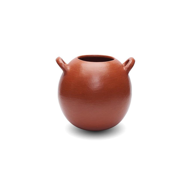 Red Clay - Large Vessel Decorative Accessory Mexico