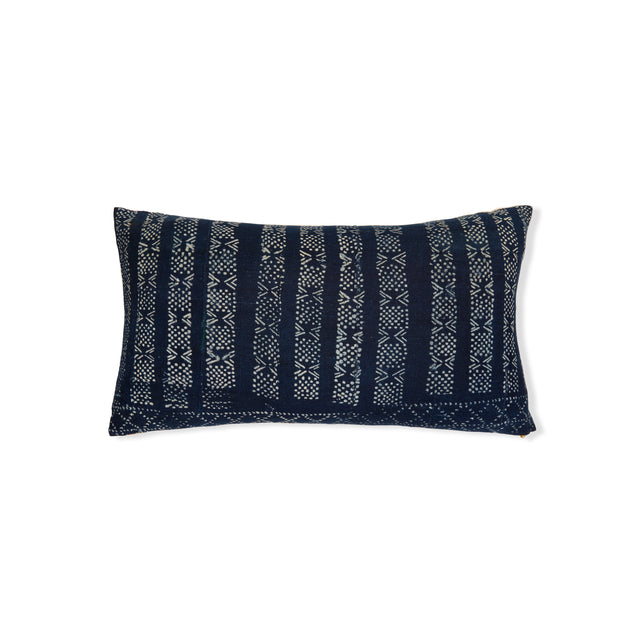 Indigo CV - Lumbar Pillow SOLD OUT Burkina Faso