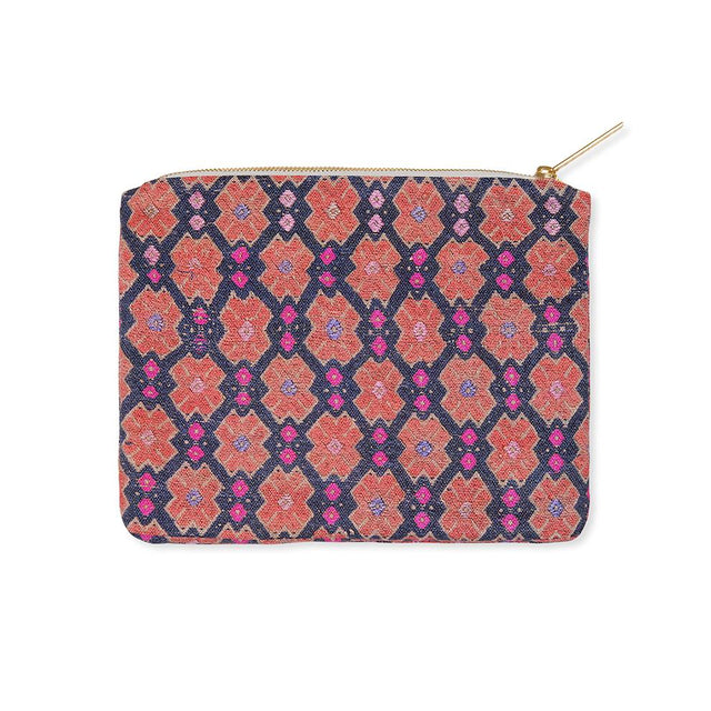 Cross Miao - Large Zip Pouch