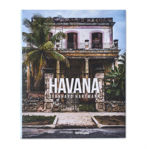 Havana Coffee Table Book by Bernhard Heartmann