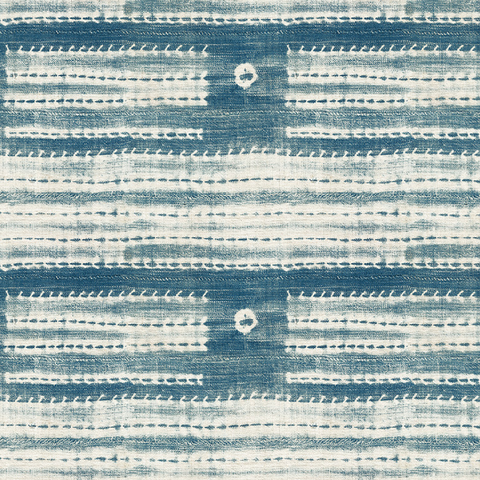 Washed Indigo - Fabric