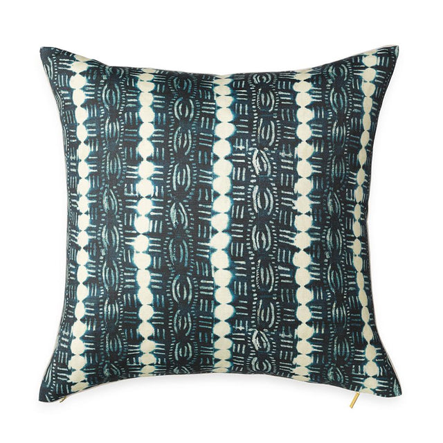 Beads Indigo - Floor Pillow