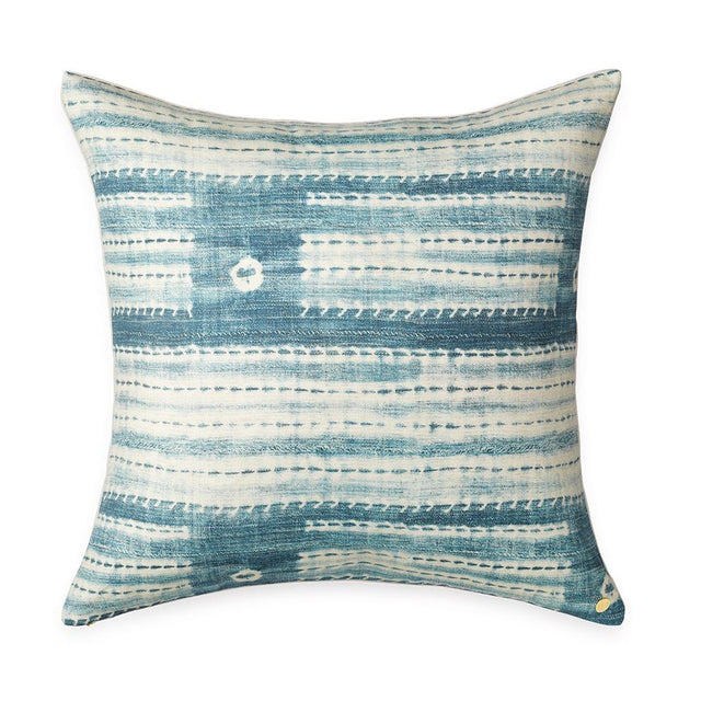 Washed Indigo - Floor Pillow