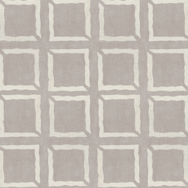 Adobe Box Mud Cloth - Wallpaper Yardage St. Frank