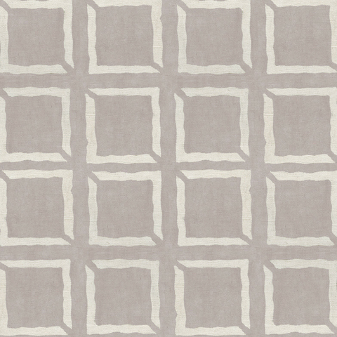 Adobe Box Mud Cloth - Wallpaper