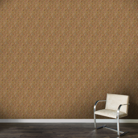 Herringbone Huipil - Wallpaper