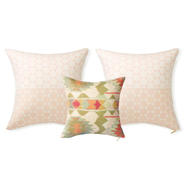 Blush Modern - Pillow Bundle Pillow St. Frank Queen Bundle