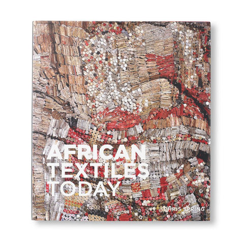 African Textiles Today Coffee Table Book