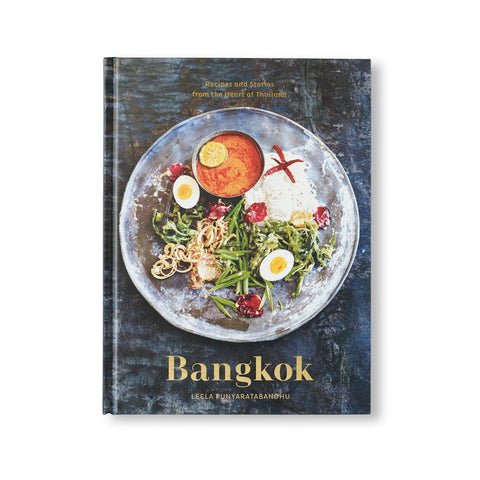 Bangkok Thai Cookbook by Leela Punyaratabandhu