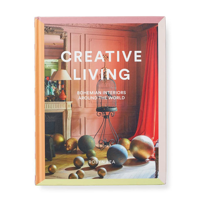 Creative Living - Bohemian Interiors Around the World Books Abrams