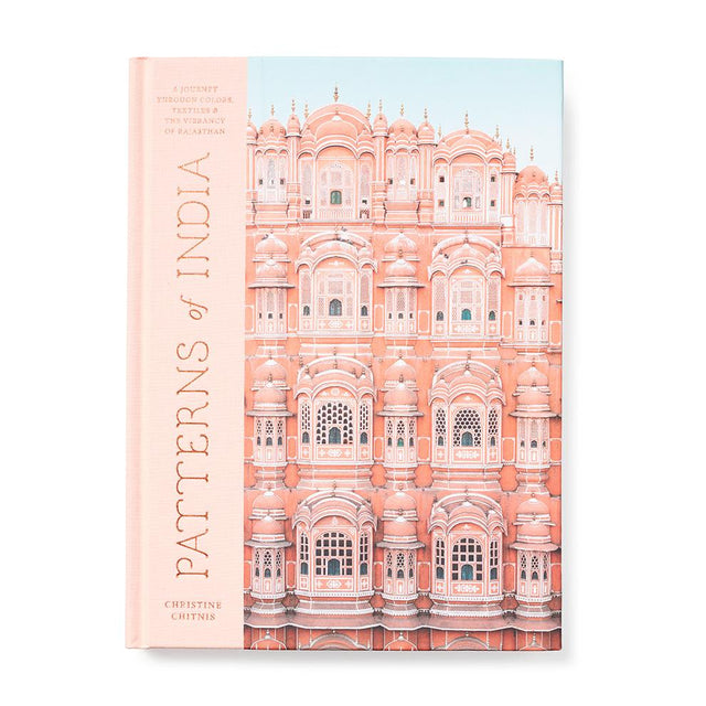 Patterns of India - A Journey Through Colors, Textiles, and the Vibrancy of Rajasthan Books Penguin Random House