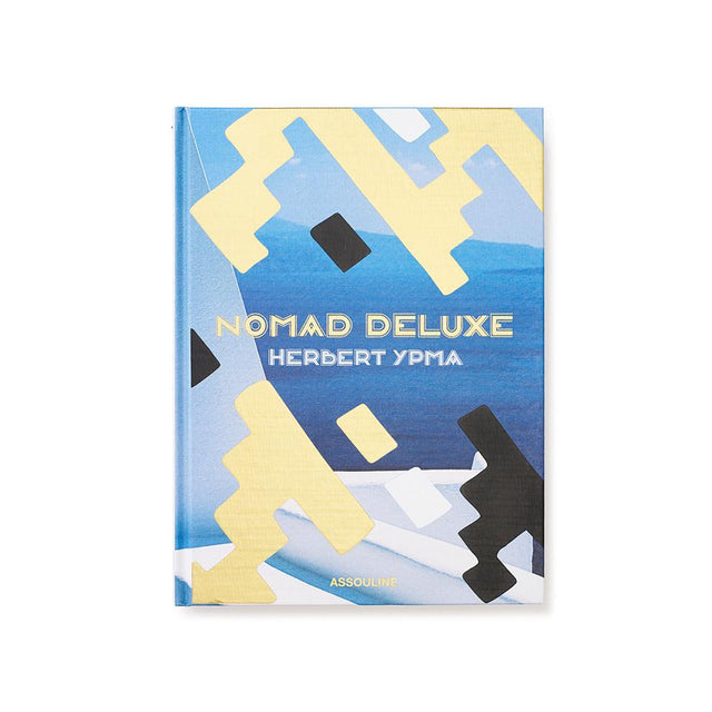 Nomad Deluxe Travel Coffee Table Book by Herbert Ypma