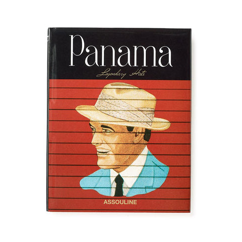 Panama Legendary Hats Coffee Table Book