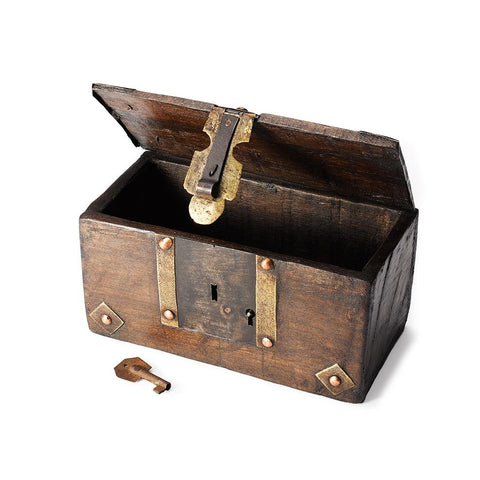 Small Locking Box - Art Object