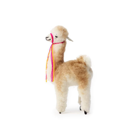 Brown Alpaca - Decorative Accessory
