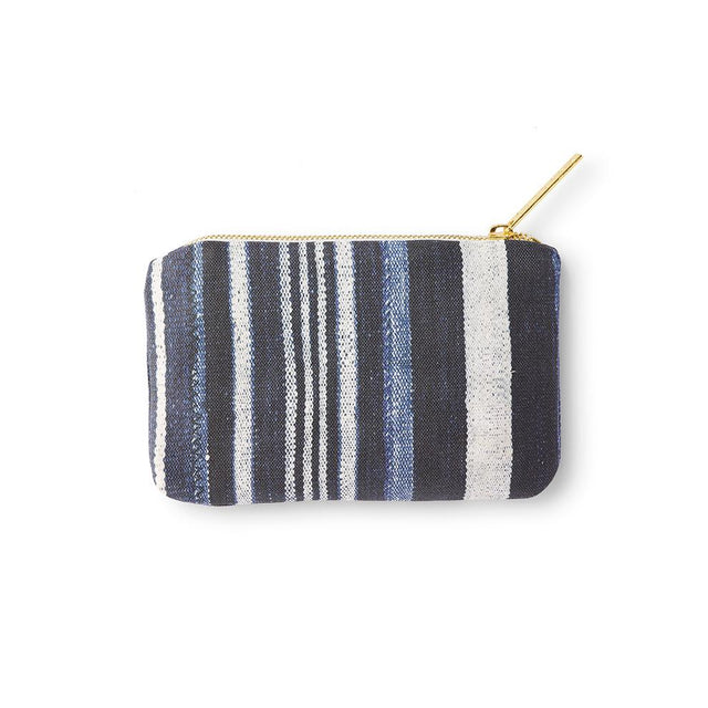 Striped Indigo - Catchall Travel Accessories St. Frank