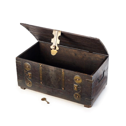 Locking Box - Storage Trunk