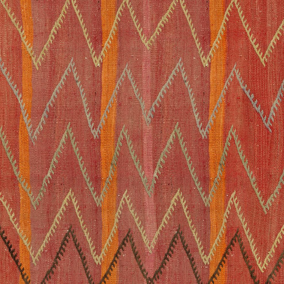 Chevron Kilim - Fabric