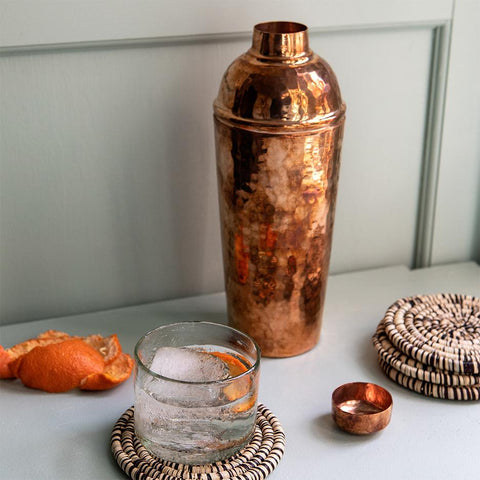 Copper - Cocktail Shaker