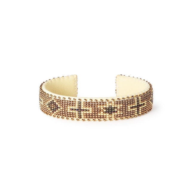 Bronze Navajo - Small Cuff Jewelry Etkie x St. Frank