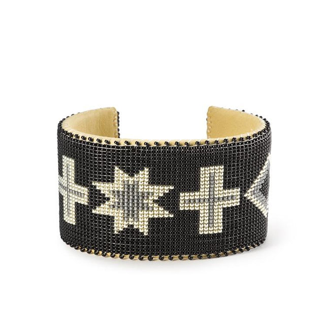 Black Navajo - XL Cuff Jewelry Etkie x St. Frank