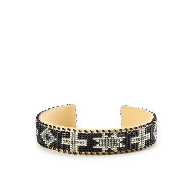 Black Navajo - Small Cuff Jewelry Etkie x St. Frank