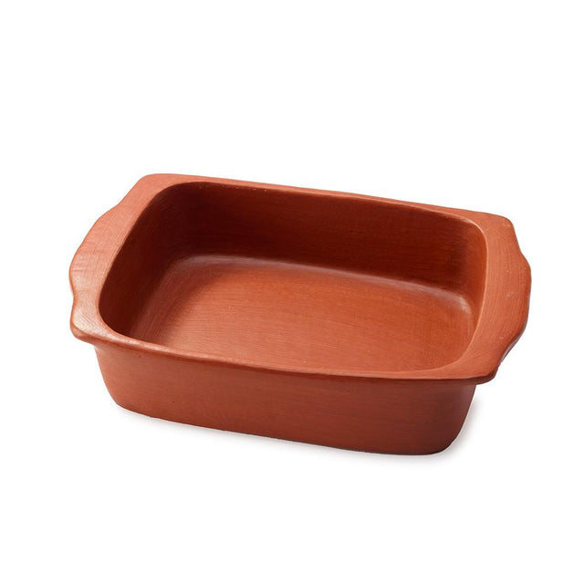 Red Clay - Deep Serving Platter