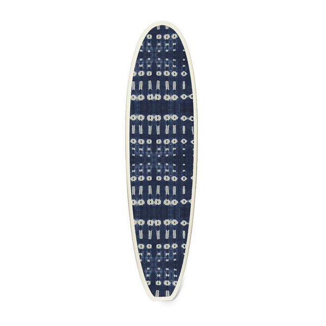 Dots & Shells Fun Board - Art Object Surfboard Gary Linden x St. Frank