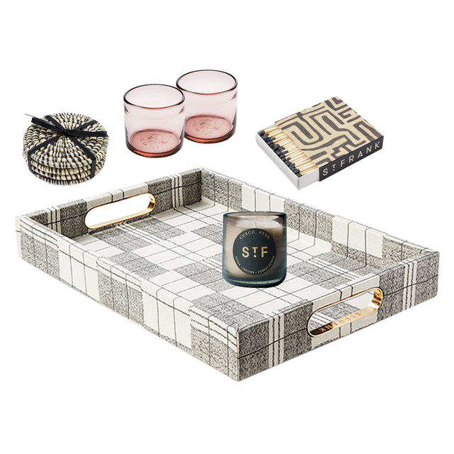 Downtown Bar Cart - Bundle