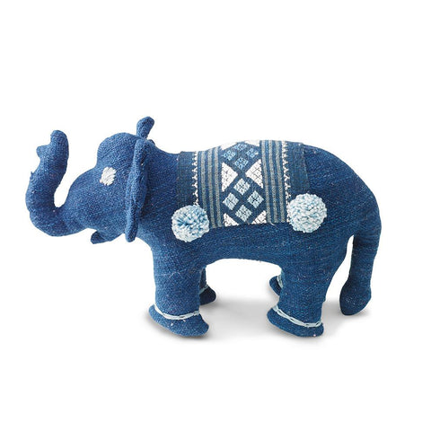 Mama Stuffed Elephant - Decorative Accessory