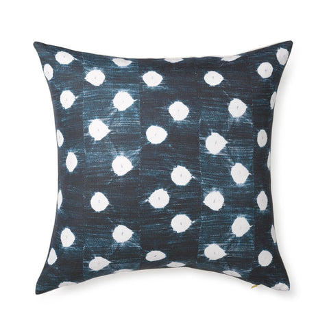 Dots Indigo - Floor Pillow