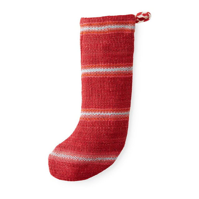 Frazada XX - Holiday Stocking Holiday Accent Peru