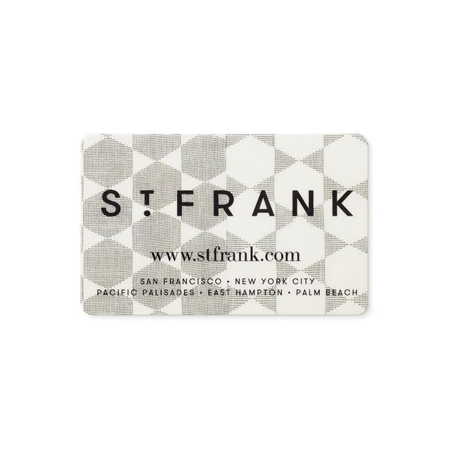 Gift Card Gift Card St. Frank