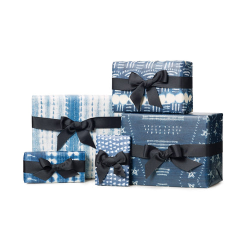 Indigo - Wrapping Paper