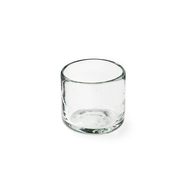 Clear Tumbler - Glass Tabletop Mexico