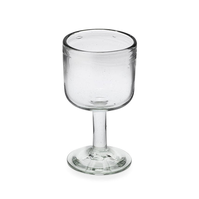 Clear Wine - Glass Tabletop Mexico