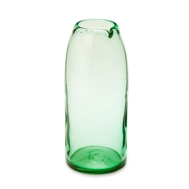 Green Glass - Pitcher Tabletop Mexico