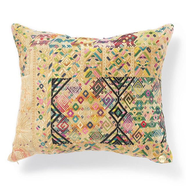 Huipil Pillow XX SOLD OUT Guatemala