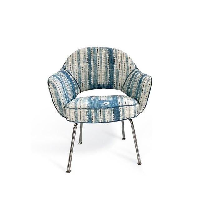 Washed Indigo - Saarinen Armchairs Furniture Forsyth x St. Frank