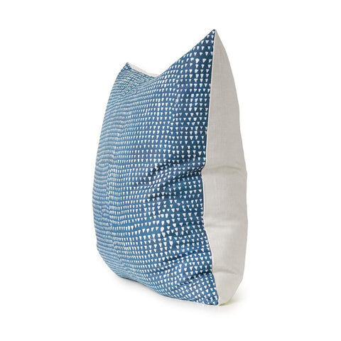 Arrows Indigo - Floor Pillow