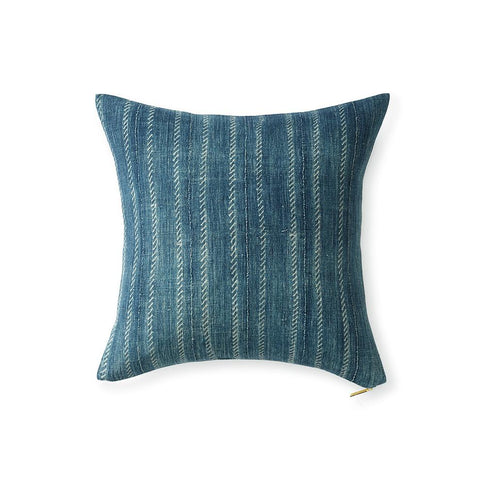 Indigo XCI - Throw Pillow