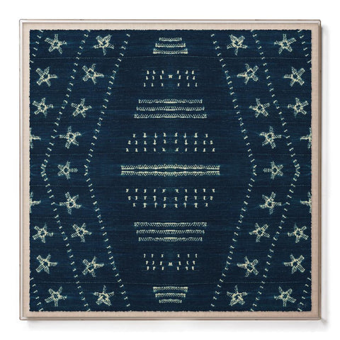 Star Indigo - Sublime Framed Print