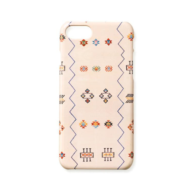Ecru Cactus Silk - iPhone 7/8 Case Travel Accessories St. Frank